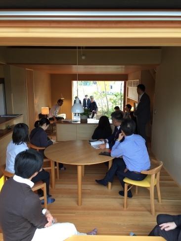 LIXIL北海道様主催のビルダー見学会を開催しました。_a0059217_10273050.jpg