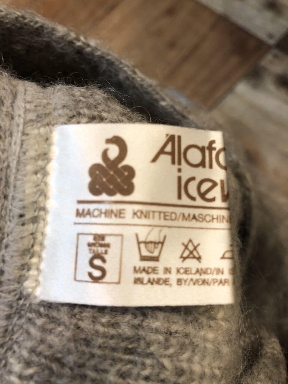 11月2日(土)入荷!MADE IN ICELAND  ALAFOSS ICE WOOL カーディガン!_c0144020_13343466.jpg