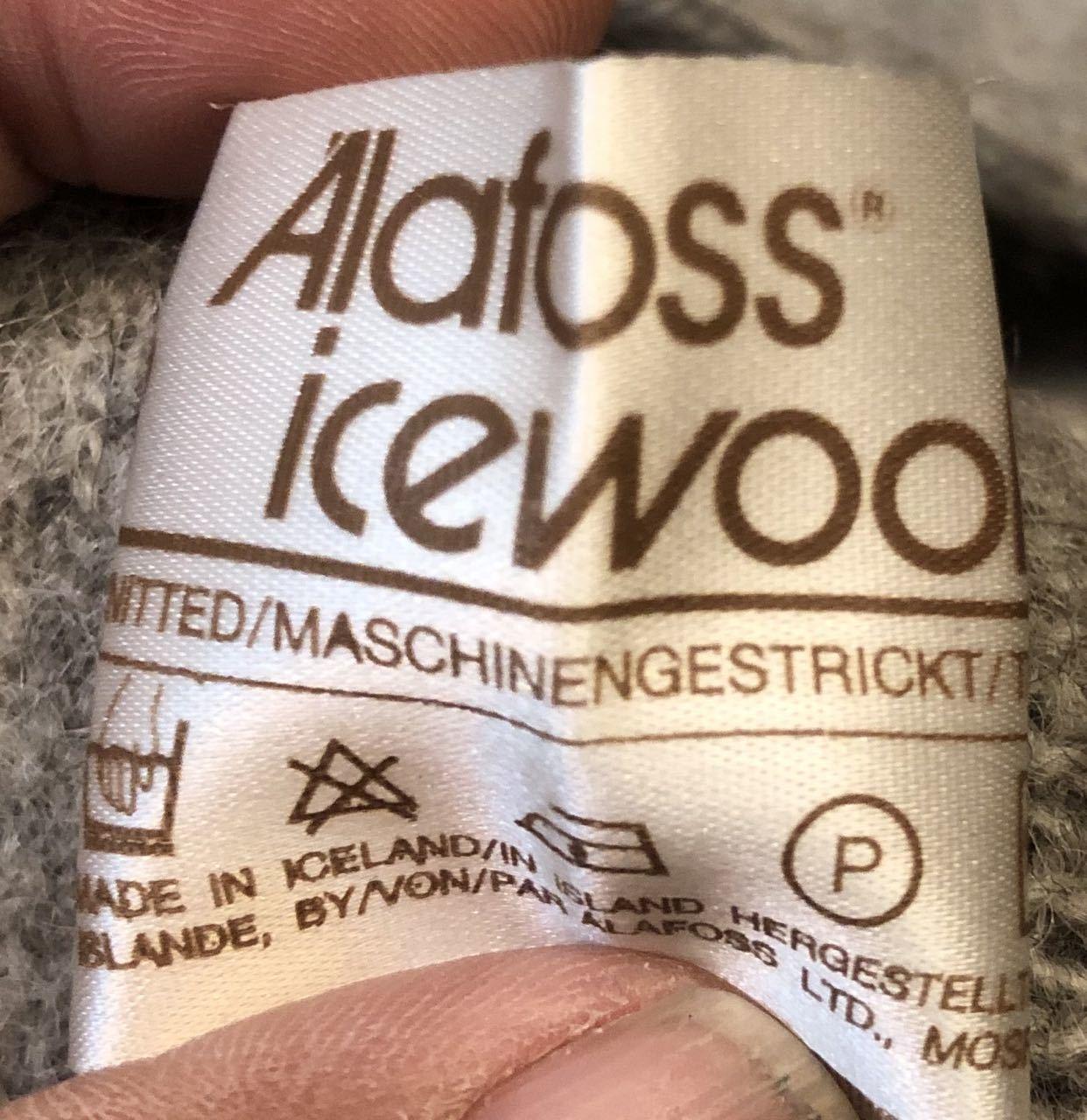 11月2日(土)入荷!MADE IN ICELAND  ALAFOSS ICE WOOL カーディガン!_c0144020_13343550.jpg