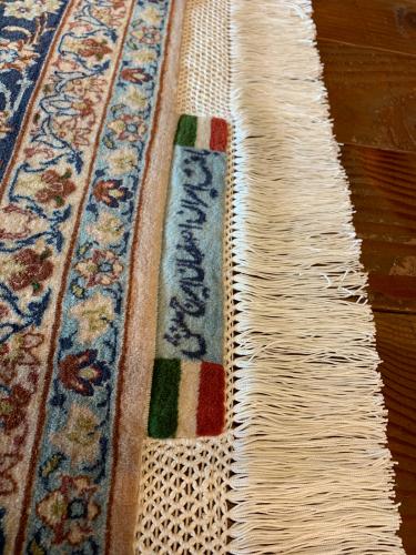 ペルシャ絨毯の房、復元できます‼️_a0071934_22591814.jpg