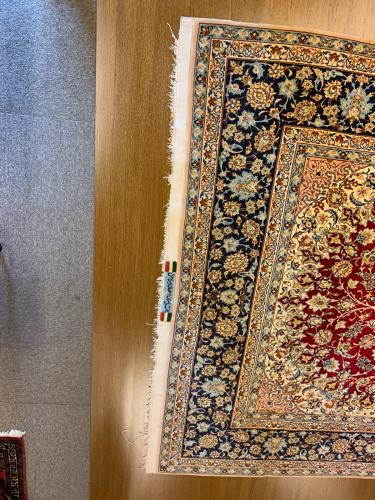 ペルシャ絨毯の房、復元できます‼️_a0071934_23000765.jpg