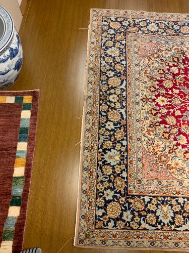 ペルシャ絨毯の房、復元できます‼️_a0071934_23001009.jpg