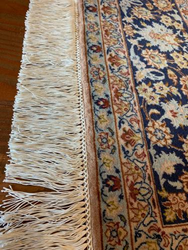 ペルシャ絨毯の房、復元できます‼️_a0071934_23020646.jpg