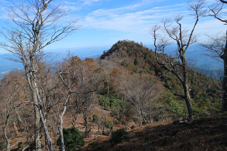 傾山山旅(冷水コース)_e0272335_522294.jpg