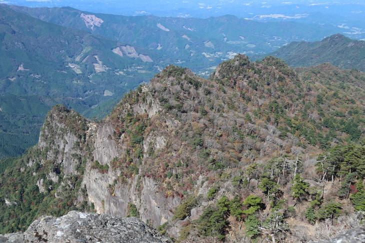 傾山山旅(冷水コース)_e0272335_5425285.jpg
