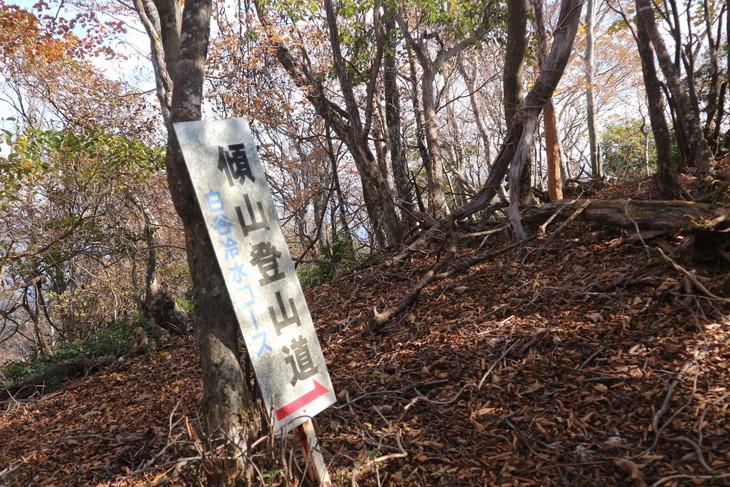 傾山山旅(冷水コース)_e0272335_7463022.jpg