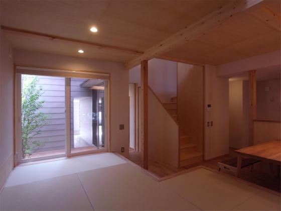 YNT(南森本町の家)竣工写真_a0210340_10313525.jpg