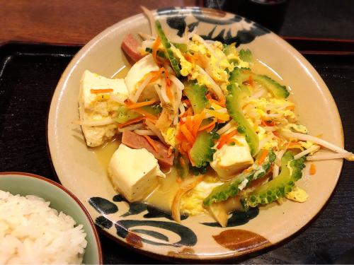 沖縄食堂 アンマー亭_e0292546_04553050.jpg