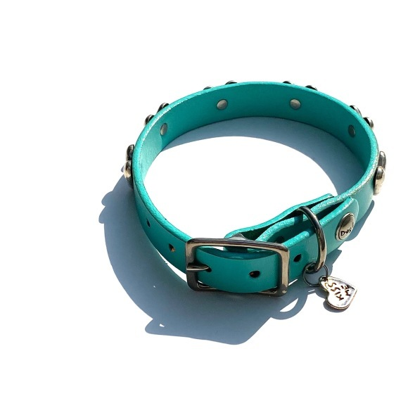Dog La Heart COLLAR ドグラ ハート カラー 3/4インチ(2cm幅) 14インチ_d0217958_12013938.jpg