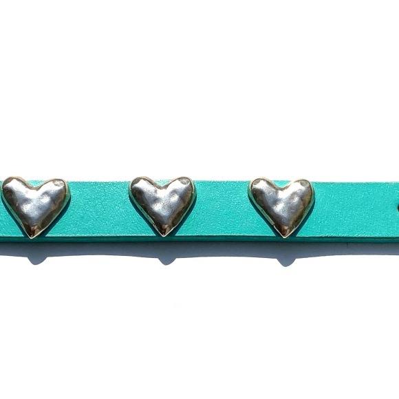 Dog La Heart COLLAR ドグラ ハート カラー 3/4インチ(2cm幅) 14インチ_d0217958_12014396.jpg