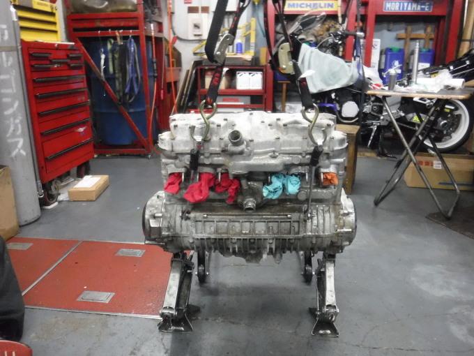 KAWASAKI KZ1300・・・エンジンでござります♪その1 _a0163159_23174330.jpg