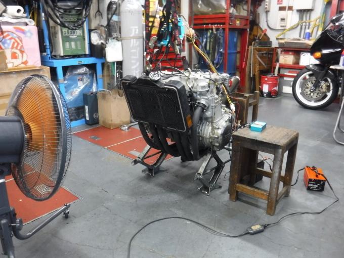 KAWASAKI KZ1300・・・エンジンでござります♪その3_a0163159_23200387.jpg