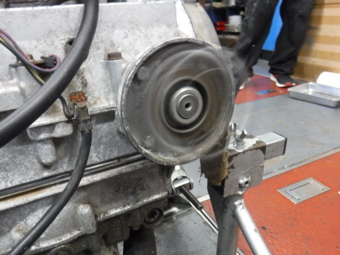 KAWASAKI KZ1300・・・エンジンでござります♪その3_a0163159_23215378.jpg