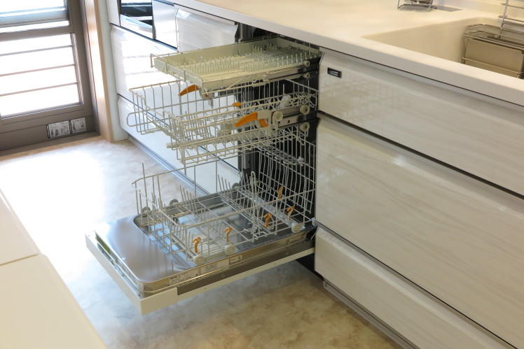 Mieleの食洗機に任せておけば安心。★タカラスタンダード取付事例_c0156359_10261694.jpg