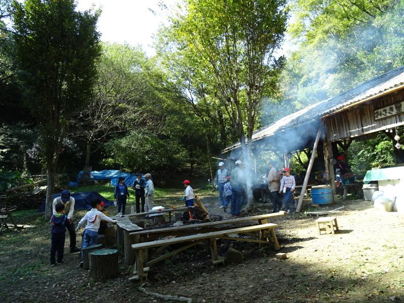 深日小学校2年生遠足「孝子の森探検」サポート _c0108460_17002360.jpg