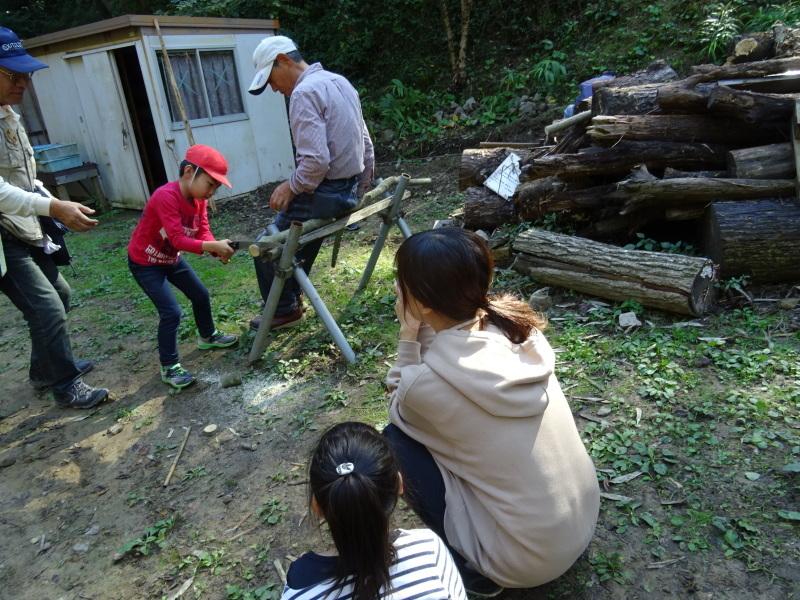深日小学校2年生遠足「孝子の森探検」サポート _c0108460_17034580.jpg