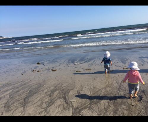 2019.10.31 美しい日。キラキラ光る由比ヶ浜。_a0145471_03092528.jpg