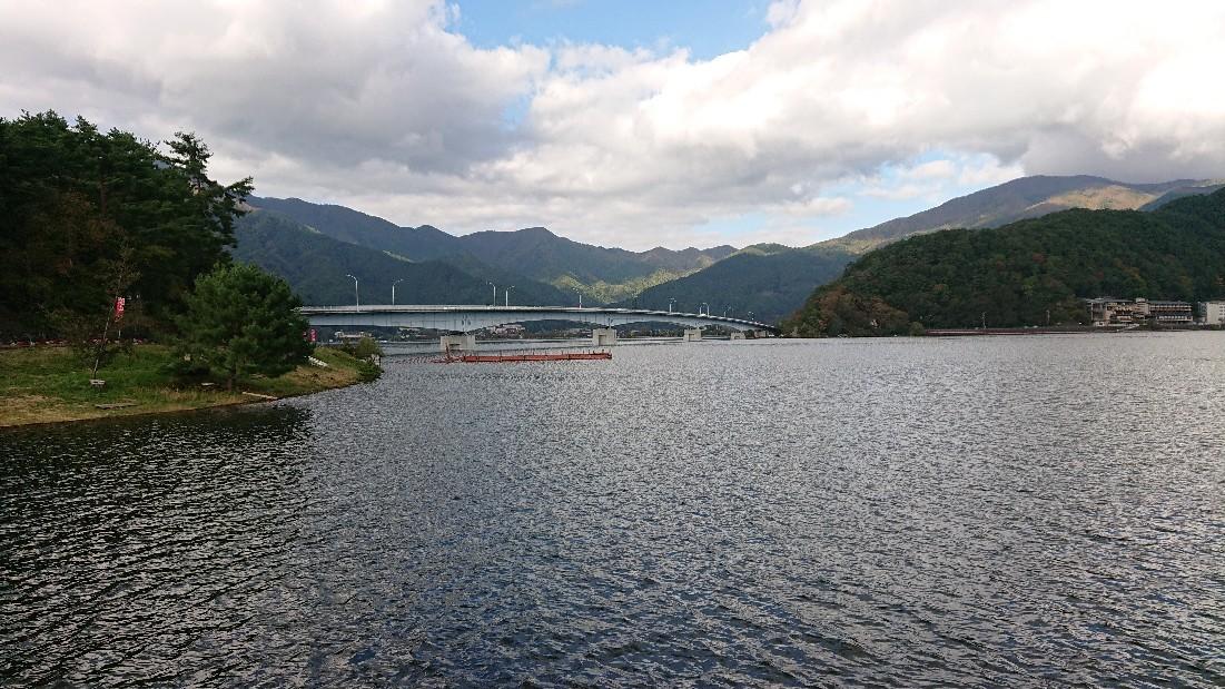 河口湖旅行 1日目_e0212073_00343490.jpg