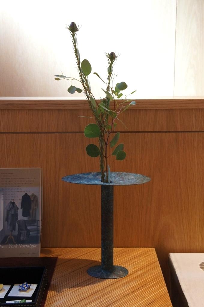 小春展会場 伊藤太一さんと高光太郎さん_b0353974_23481203.jpg