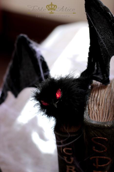 Halloween装飾<完成>_f0306287_02014432.jpg