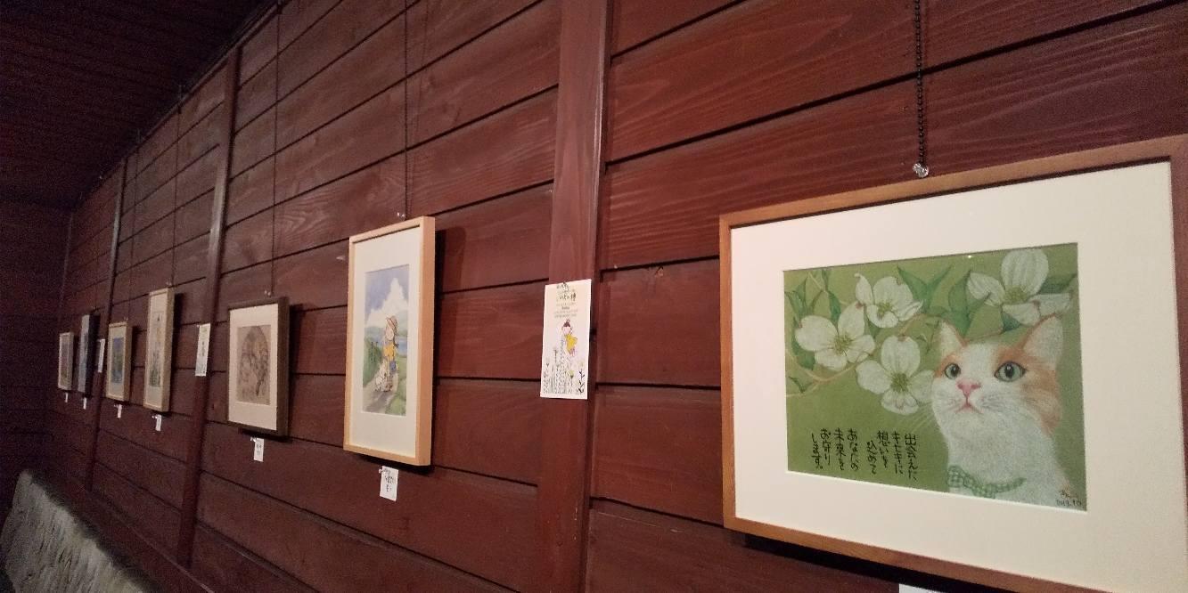 きんこイラストとコトバ展「いのちの種」_f0043592_12560268.jpg