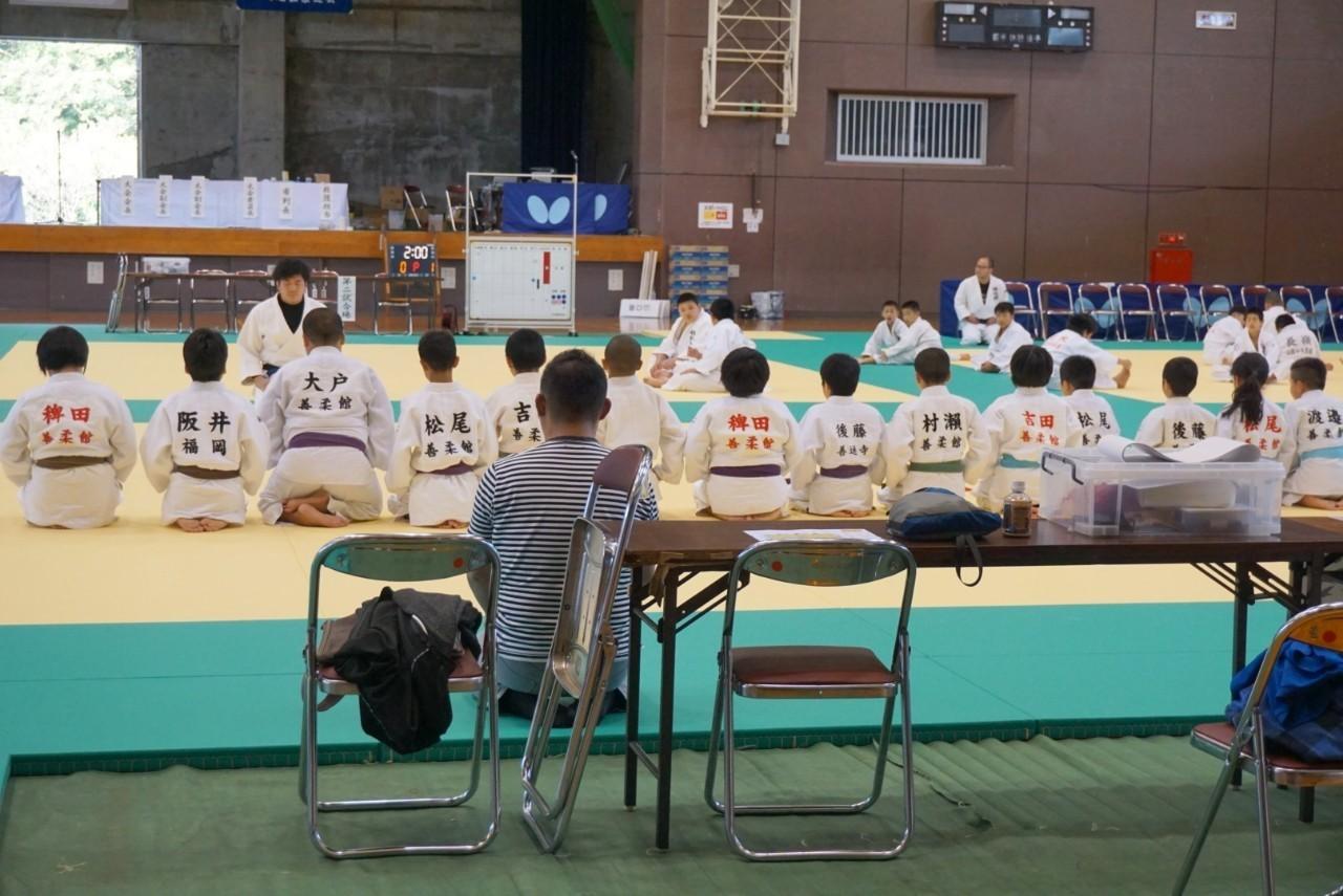 2019 磯貝杯九州少年柔道_b0172494_08021538.jpg