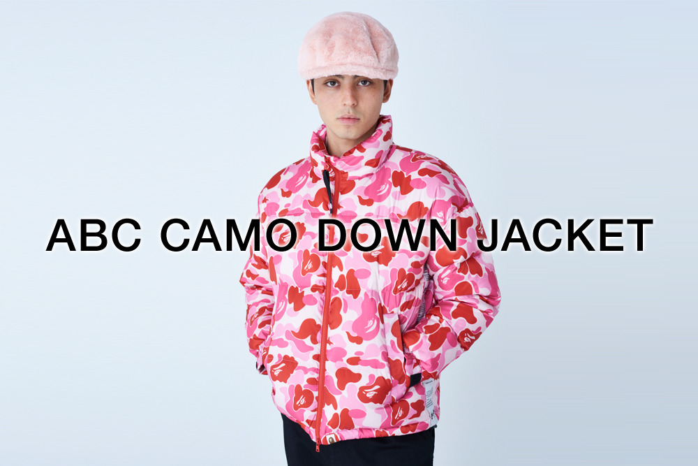 ABC DOWN JACKET_a0174495_16245480.jpg