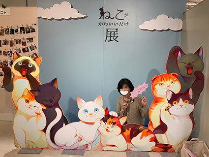 猫展とランチ&ロキとソー通信&アキちゃん通信_d0071596_21551817.jpg