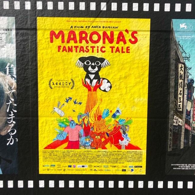 東京国際映画祭「マローナの素晴らしき旅」明日も!_c0042797_23333657.jpg