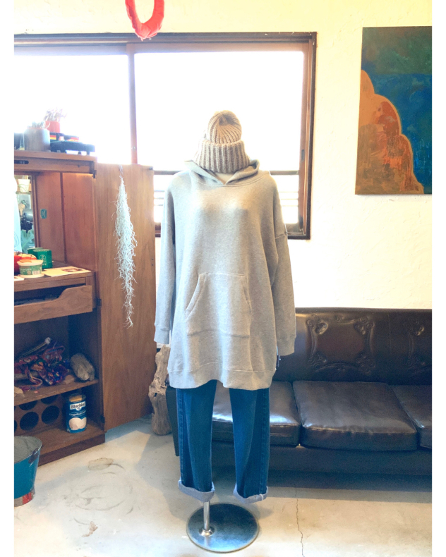 【SOIL】HOODED PULLOVER_d0000298_17331601.jpg