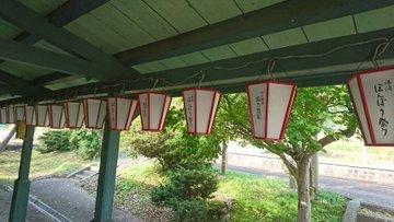 「花咲くいろは」第9回湯涌ぼんぼり祭りの情報を集めてみます(R011103北國新聞記事)_e0304702_08151393.jpg
