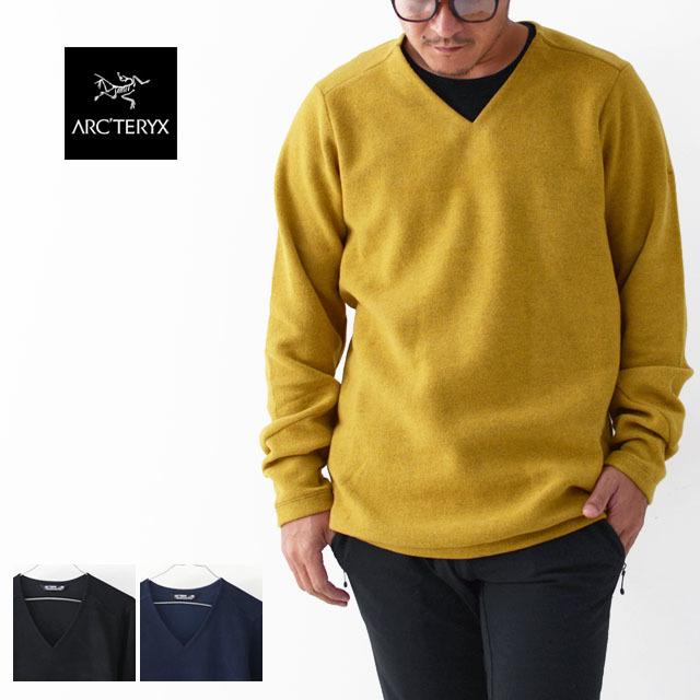 ARC\'TERYX [アークテリクス正規代理店] Donavan V-neck Sweater Men\'s [19713] ドノバン Vネック セーター メンズ・MEN\'S_f0051306_18401512.jpg