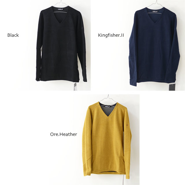 ARC\'TERYX [アークテリクス正規代理店] Donavan V-neck Sweater Men\'s [19713] ドノバン Vネック セーター メンズ・MEN\'S_f0051306_18401621.jpg