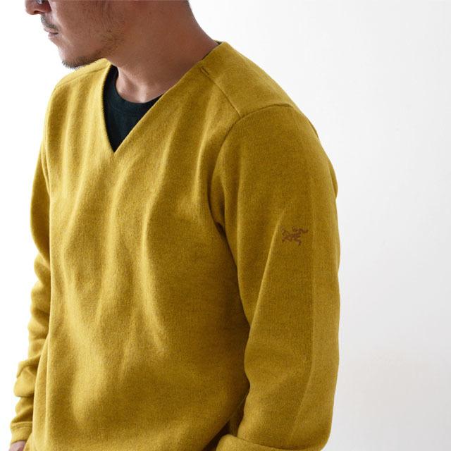 ARC\'TERYX [アークテリクス正規代理店] Donavan V-neck Sweater Men\'s [19713] ドノバン Vネック セーター メンズ・MEN\'S_f0051306_18401674.jpg