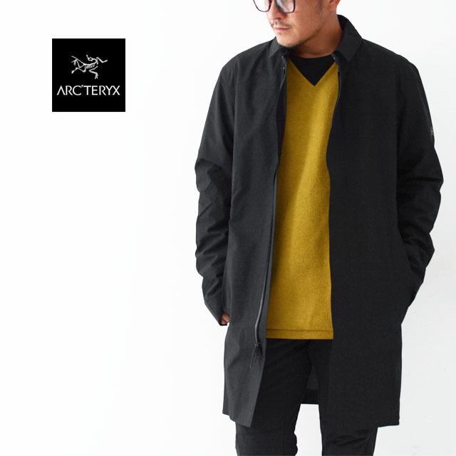 ARC\'TERYX [アークテリクス正規代理店] Keppel Trench Coat Men\'s [19718] ケッペル トレンチコート メンズ ゴアテックス/ゴアテックス 防水コート MEN\'S_f0051306_18432918.jpg
