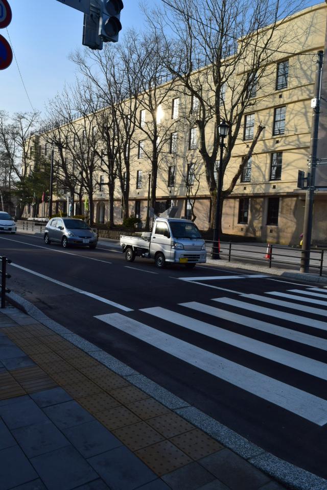 函館市立弥生小学校(函館の建築再見)_f0142606_14510615.jpg