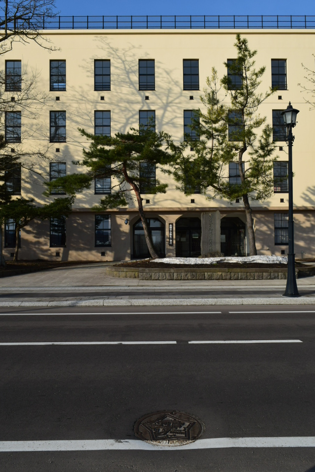 函館市立弥生小学校(函館の建築再見)_f0142606_14570849.jpg