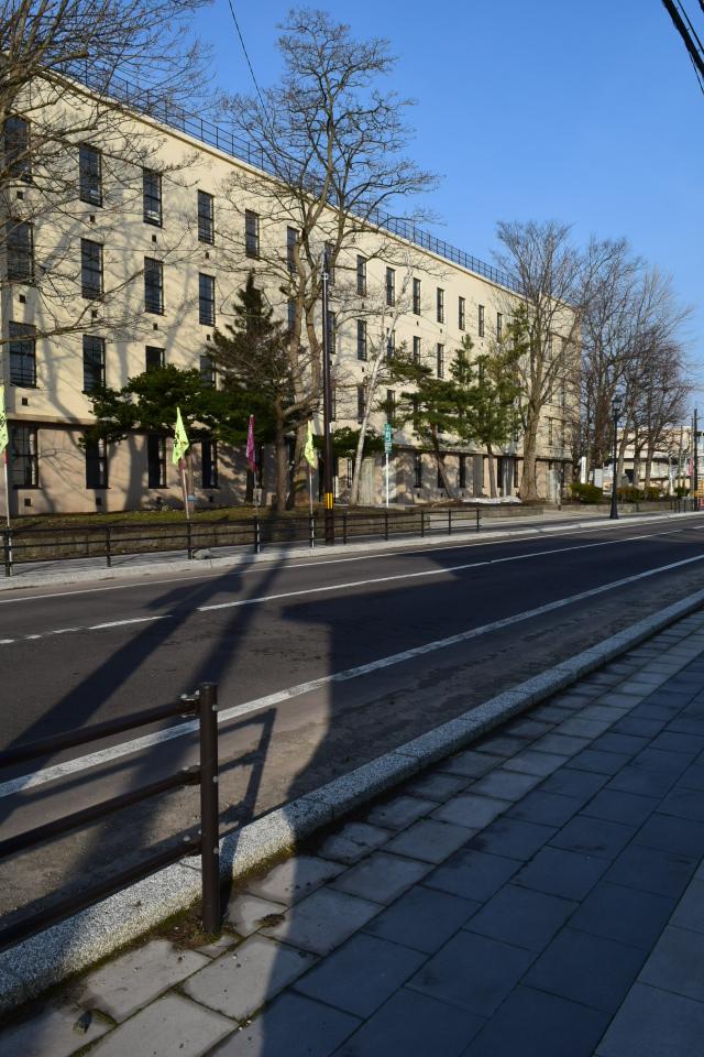 函館市立弥生小学校(函館の建築再見)_f0142606_15041192.jpg