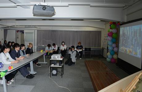 名古屋栄養専門学校の学園祭開催してます。_b0110019_14454708.jpg