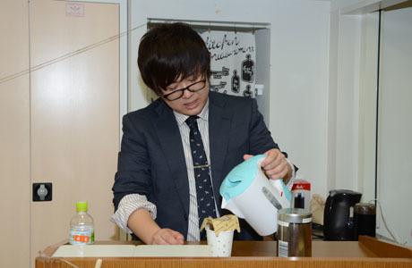 名古屋栄養専門学校の学園祭開催してます。_b0110019_14465562.jpg