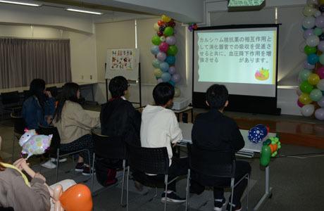 名古屋栄養専門学校の学園祭開催してます。_b0110019_14472430.jpg