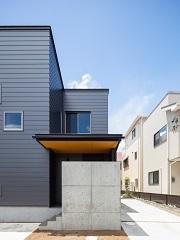 小田原の住宅_d0096520_16370309.jpg