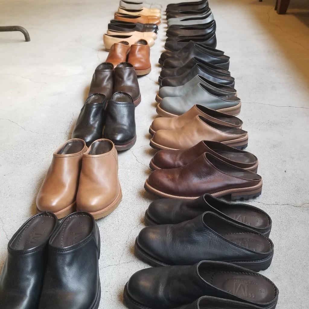 """M""""革靴のオーダー会はじまりました!_f0120026_23362043.jpg"""