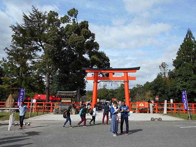 京都・上賀茂神社_a0099744_17354797.jpg