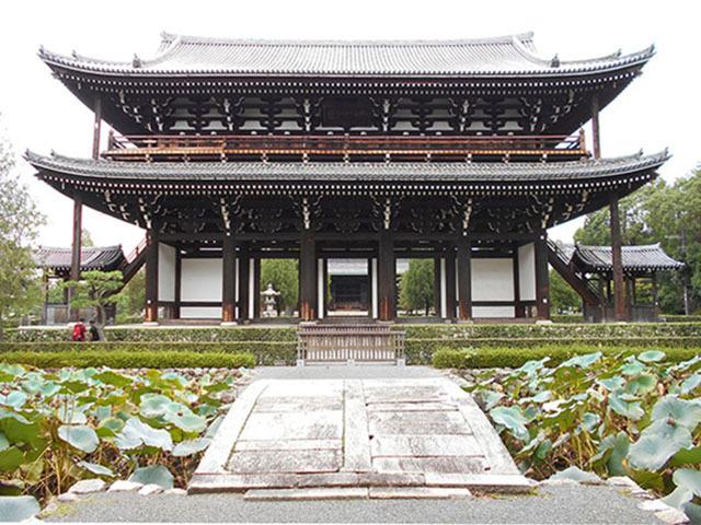 京都・東福寺(10月21日 月 2019年)_a0099744_17390637.jpg