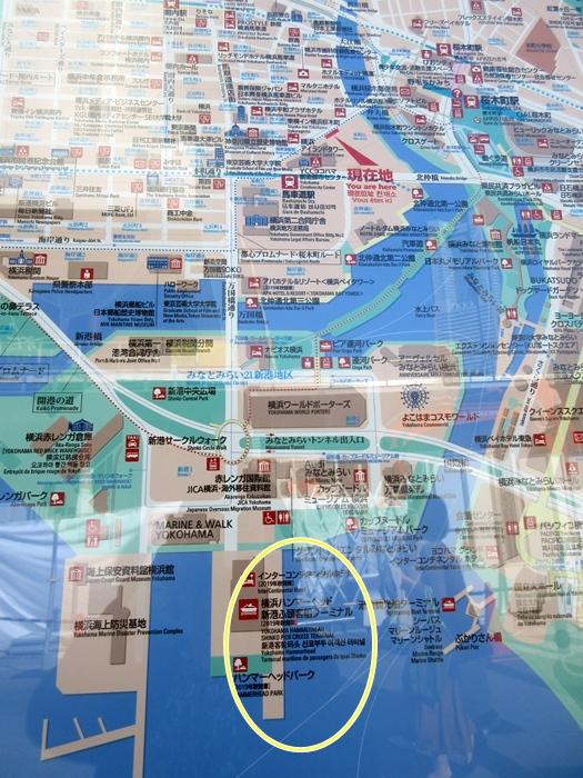 【桜木町駅前から新港埠頭の横浜ハンマーヘッドへの道のり】_b0009849_17334952.jpg