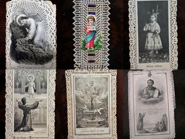 ホーリーカード(聖人のカード、エスタンパ)_f0112550_22562636.jpg