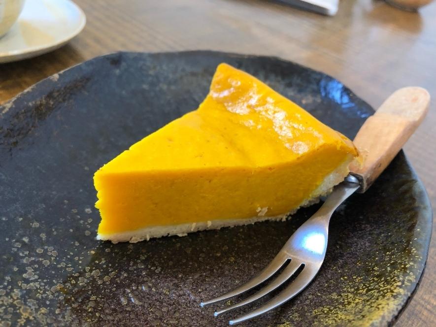かぼちゃタルトもめっちゃ美味しい foocafeさん 新松戸_c0064859_09590725.jpg