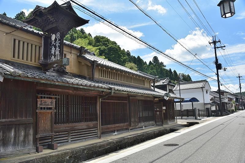 建物探訪 大宇陀・談山神社周辺_e0164563_10111715.jpg