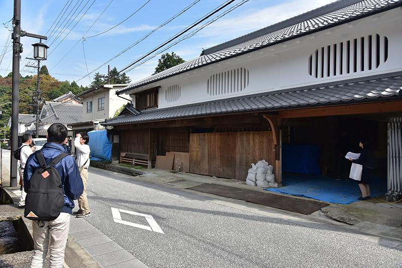 建物探訪 大宇陀・談山神社周辺_e0164563_10111831.jpg